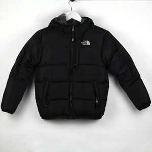 The North Face Reversible 550 Down Jacket